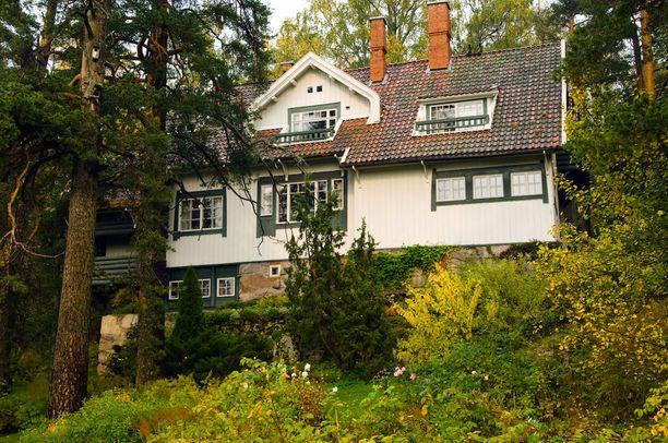 Jean Sibeliuksen koti Ainola on yksi Suomen tunnetuimmista kotimuseoista.