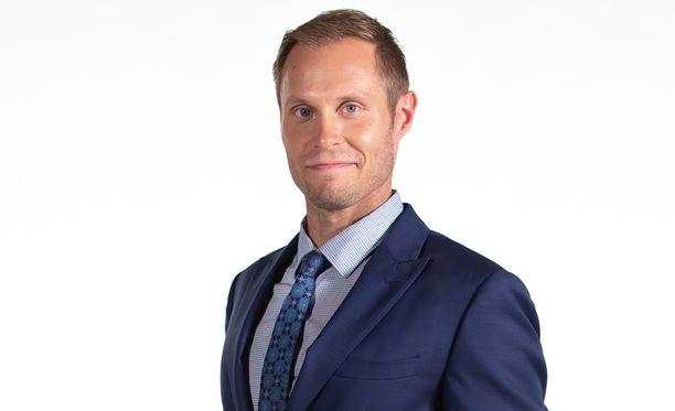 Jarkko Miettinen on Noel, jonka kansainvälinen ura on vienyt ulkomaille.