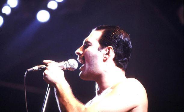 Queen ja Freddie Mercury eivät kiinnostaneet suomalaisia vuonna 1974.