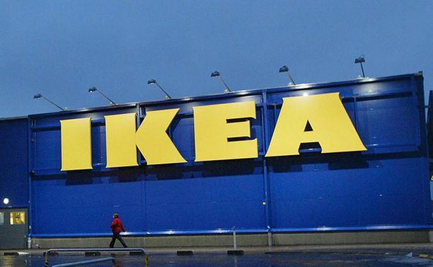 Ikea on myynyt Alvine- ja Iris-verhoja yli viisi miljoonaa kappaletta ympäri maailmaa.