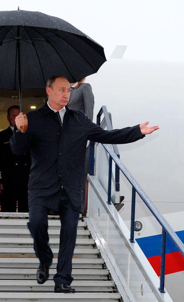 Vladimir Putinin suurin tavoite on rikastua, kertoo presidentin entinen neuvonantaja.