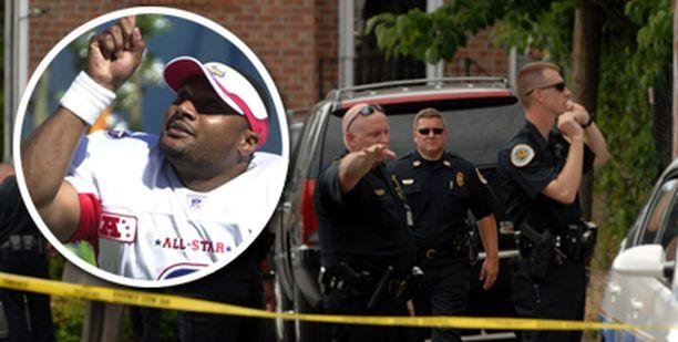 Steve McNairin asunnosta löytyi myös kuolleen naisen ruumis.