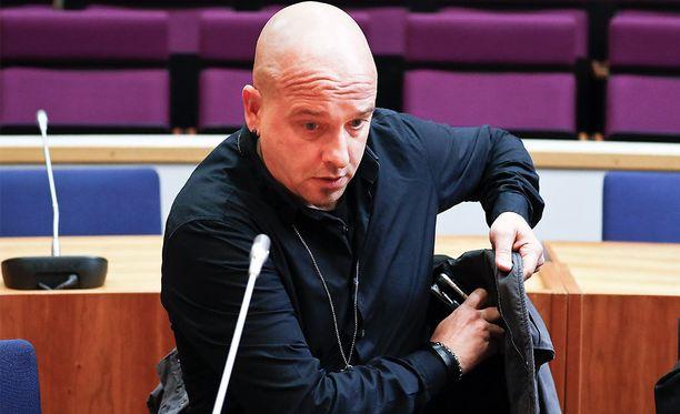 Sami Hintsanen sai vuoden ehdollisen rikostuomion.