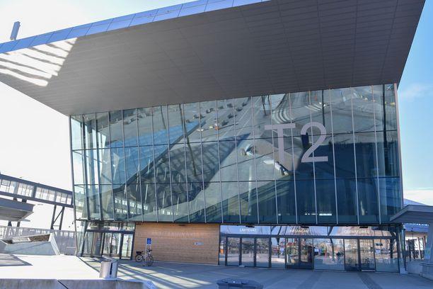 Länsisataman terminaaliin 2 avataan terveysneuvontapiste maanantaina.