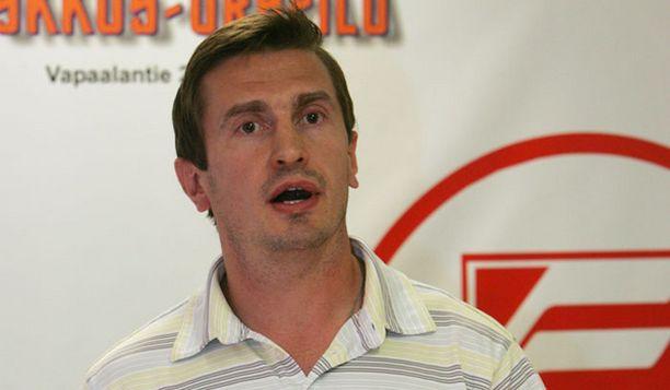Ville Peltonen edustaa tällä hetkellä Florida Panthersia.