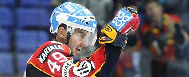 Tuomas Pihlman kokeili siipiään myös NHL:ssa.