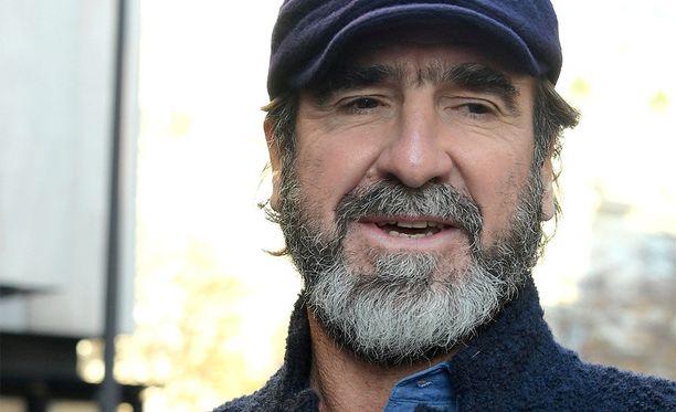 Jalkapallouransa jälkeen Eric Cantona on näytellyt lukuisissa elokuvissa.