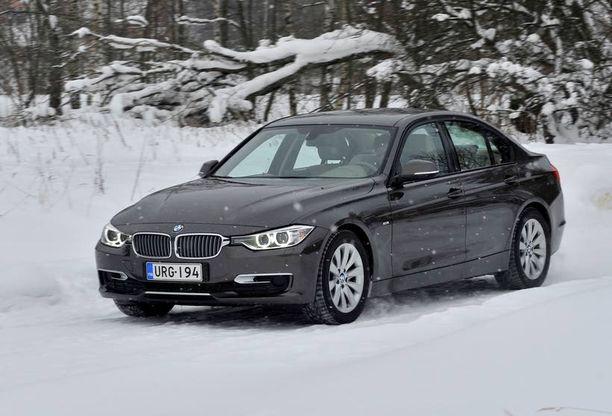 Uusi kolmossarjan BMW olisi monen suosikki uudeksi työsuhdeautoksi.