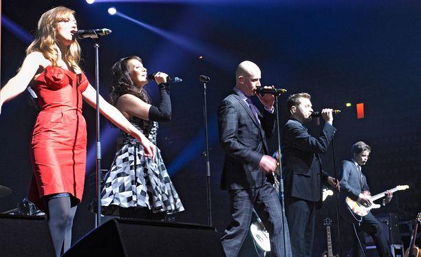 Ultra Bra nähtiin lavalla yhdessä viimeksi vuonna 2012 Pekka Haaviston vaalitilaisuudessa.
