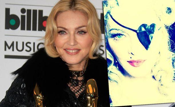 Madonna juhlisti merkkipäiväänsä hulppeissa puitteissa.