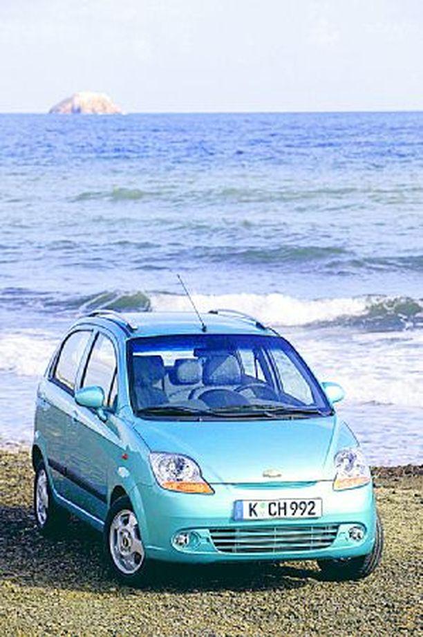 Saudiprinssi Alwaleed Bin Talal Alsaudilla on Rollsiensa rinnalla myös pari Chevrolet Matiz -miniautoa.