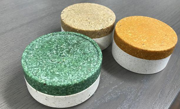 Pian Naviterissa otetaan käyttöön uudet, Suomessa kehitetyt, täysin biohajoavasta Sulapac-materiaalista valmistetut pakkaukset.