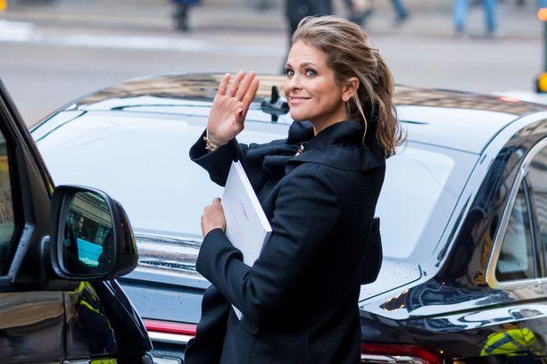 Ruotsin prinsessa Madeleine työskentelee aktiivisesti World Childhood Foundation -hyväntekeväisyysjärjestössä.