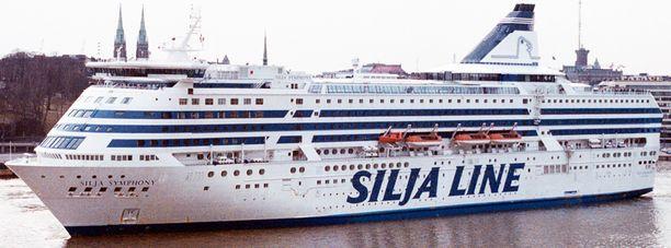 Useat sadat Silja Symphonylla olleet ihmiset ovat sairastuneet vatsatautiin.