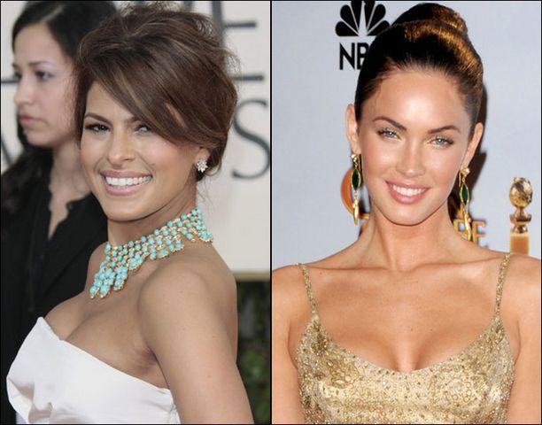Eva Mendes ja Megan Fox jättivät taakseen Victoria's Secret -mallit.
