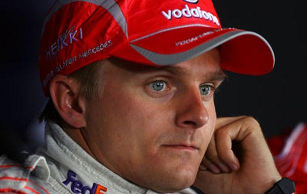 Joutuuko Heikki tekemään tilaa Nicolle?