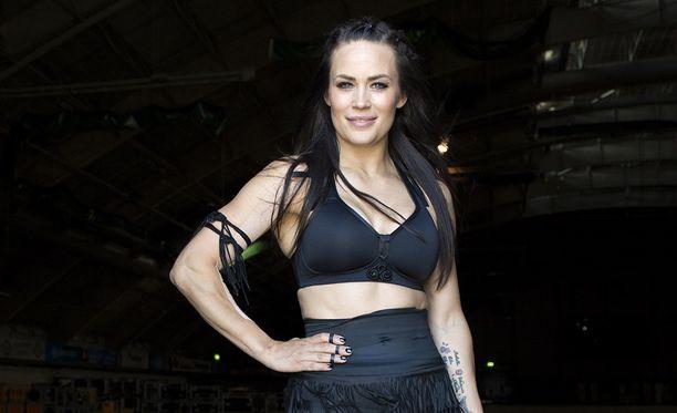 Martina Aitolehti nähdään Gladiaattoreissa Pantterina.
