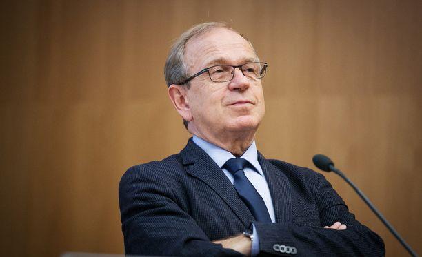 Financial Timesin mukaan Erkki Liikanen on kompromissiehdokas EKP:n pääjohtajaksi.
