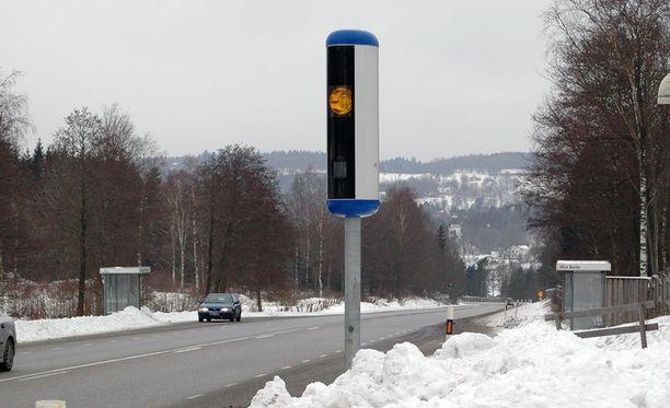 Peltipoliisit Suomen maanteillä näyttävät jatkossa tältä.