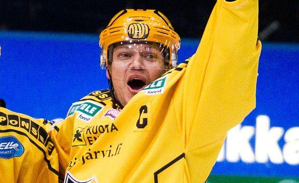 Sami Kapanen pelasi huippupelin.