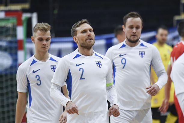 Suomi oli ensimmäisellä jaksolla erinomainen, mutta Serbia tuli peliin mukaan toisella puoliajalla.