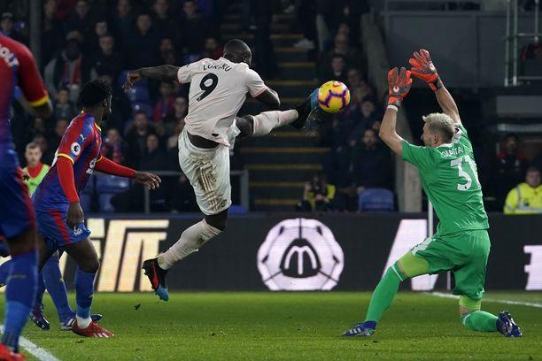 Romelu Lukaku löysi maalijyvän yhdeksän ottelun kuivan kauden jälkeen.