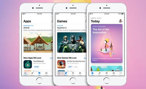 Apple haluaa tehdä pelien sisältämät lootboxit läpinäkyvämmiksi.