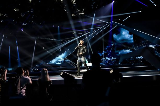 Kuutio ihastutti katsojat UMK:ssa, mutta Euroviisu-lavalla Israelissa sitä ei nähdä.