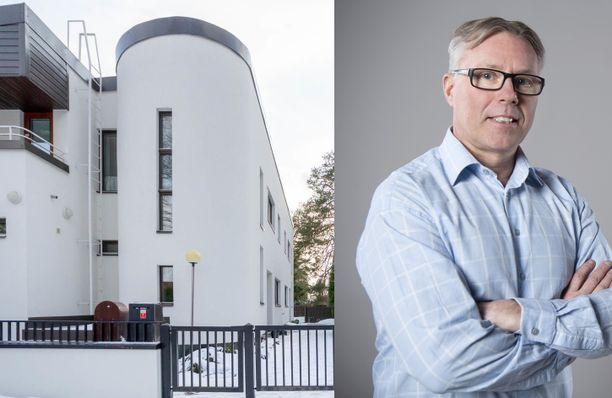 Jyrki Järvilehto on laittanut Westendin-kotinsa myyntiin.