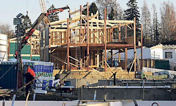 Asuntoministeri Jan Vapaavuori on teettänyt kovalla kiireellä selvityksiä siitä, miten kasvukeskusten asuntotuotanto saadaan kysyntää vastaavalla tasolle. Tammikuussa on tekojen aika.