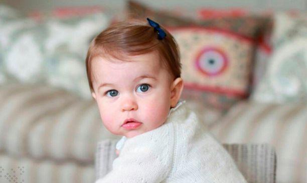 Prinsessa Charlottea on muistettu varsin avokätisesti.