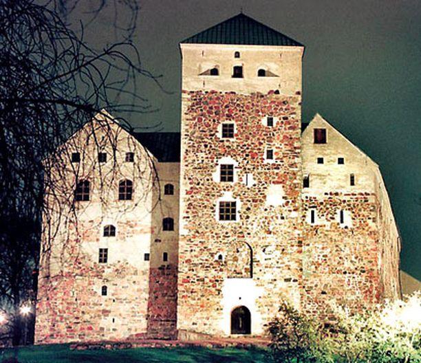 Turun linnan turvatoimia on parannettu.