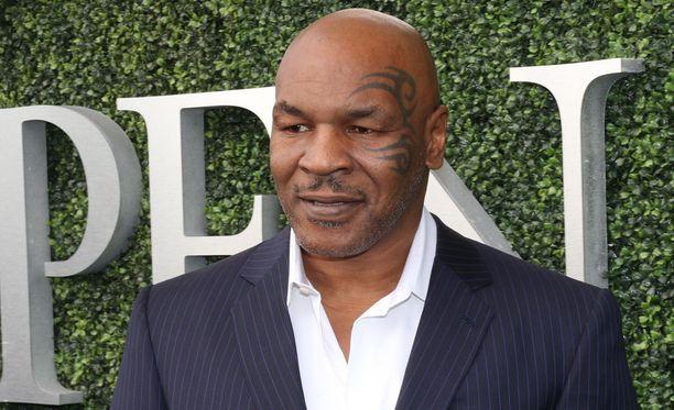Mike Tyson on ollut sarjamurhaajan haastateltavana.