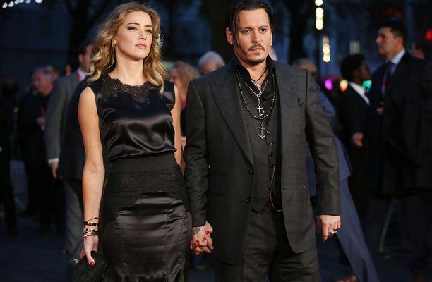 Johnny Deppin ja Amber Heardin liiton likaiset yksityiskohdat vuotivat julkisuuteen.