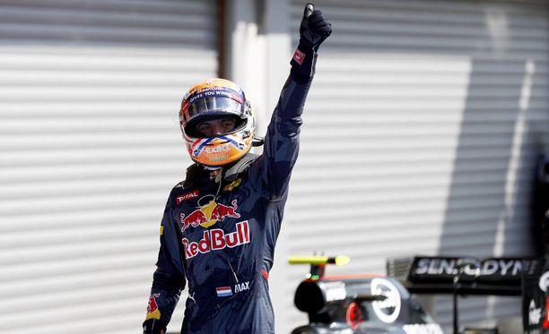 Max Verstappen on huolissaan Niki Laudan mielenterveydestä.