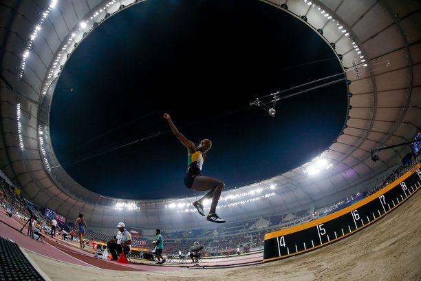 Yleisurheilun MM-kisat järjestettiin Dohassa vuonna 2019.