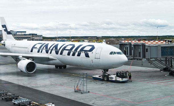Finnair on joutunut perumaan kaksi edestakaista Bangkokin-lentoa viikon sisään. Kuvituskuva.