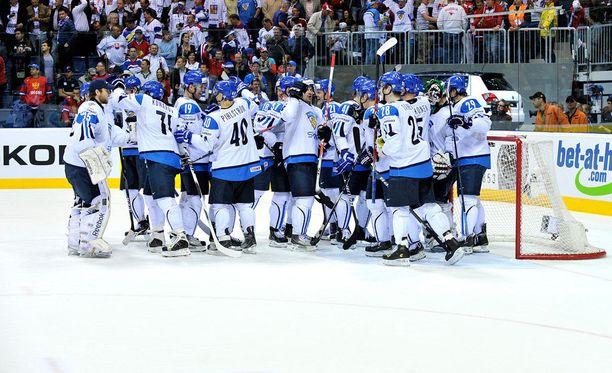Kuka voitti jääkiekon vuoden 2011 MM-kisojen pistepörssin?
