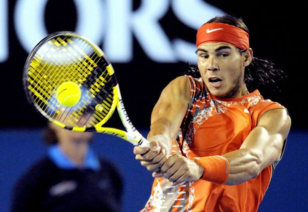 Rafael Nadal testaa seuraavaksi Jarkko Niemisen taidot.