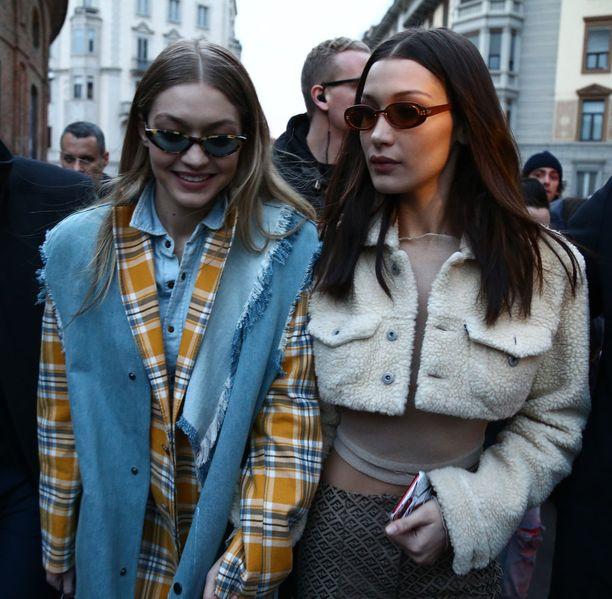 Gigi ja Bella Hadid