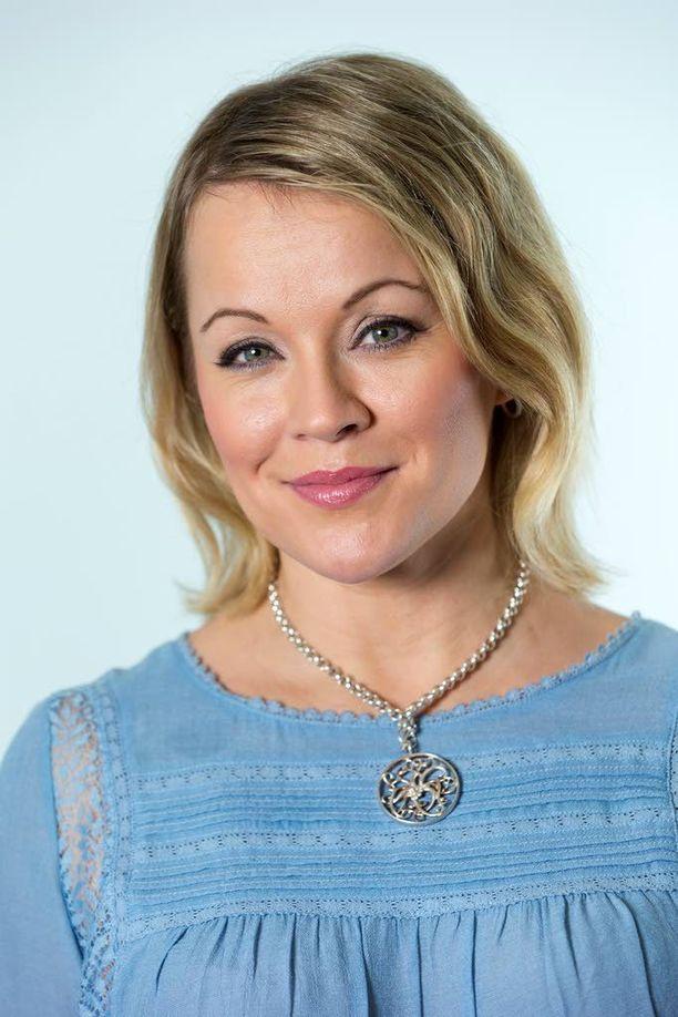 Heidi Pakarinen vahvistaa jutelleensa Ulla Bürgerin kanssa.