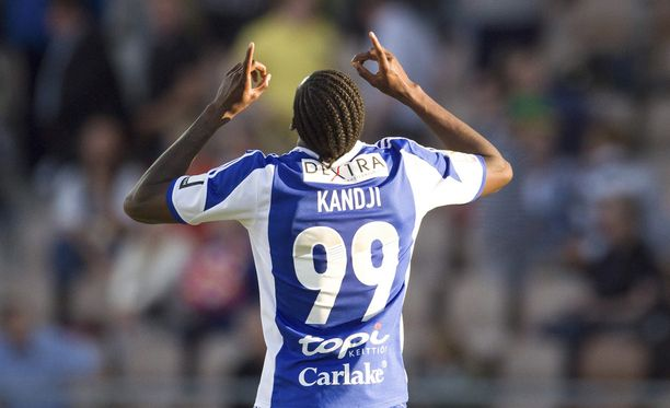Onnistuuko Macoumba Kandji?