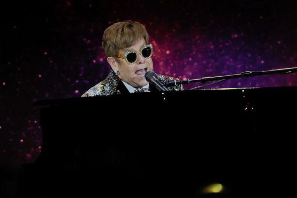 71-vuotias Elton John ilmoitti tämän vuoden alussa lähtevänsä jäähyväiskiertueelle.