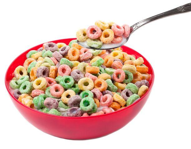 Sokerihuurretut lasten murot olivat toimittajan mielestä herkullisia, mutta eivät pitäneet nälkää.