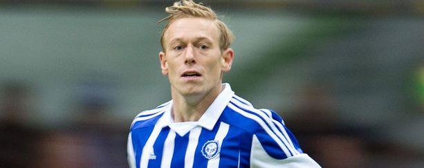 Mikael Forssellin HJK:n kausi käynnistyy tänään Espoossa.