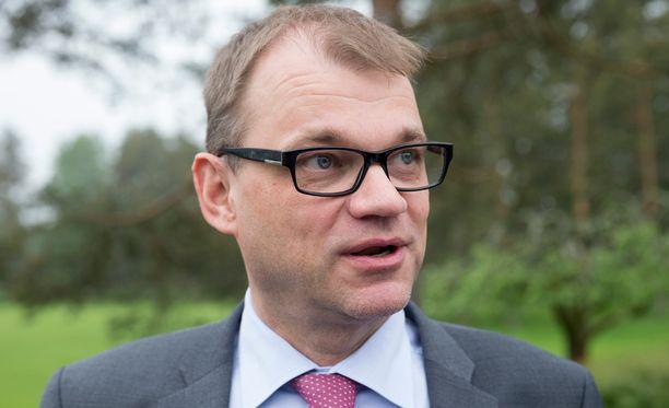 Juha Sipilän mukaan Fennovoiman ydinvoimalahankkeesta tulee totta.