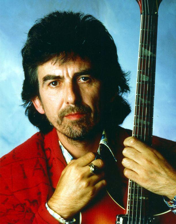 UUSI JULKAISU. Ensi viikolla julkaistaan kokoelma, johon on koottu lauluja George Harrisonin soolouran varrelta.