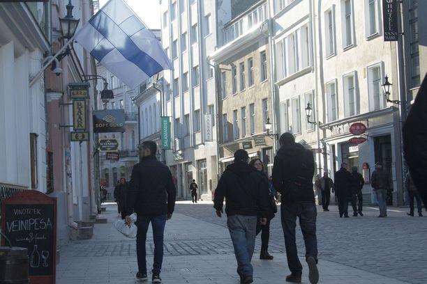 Viru-katu on tuttu monelle suomalaisturistille.