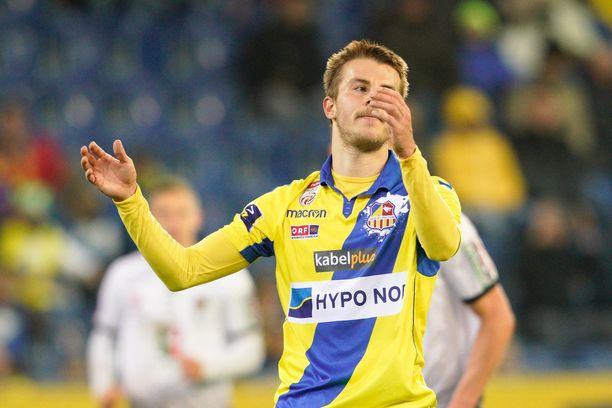 Roope Riski pelaa Kreetalla Kissamikosissa itävaltalaisseura St. Pöltenistä lainassa.