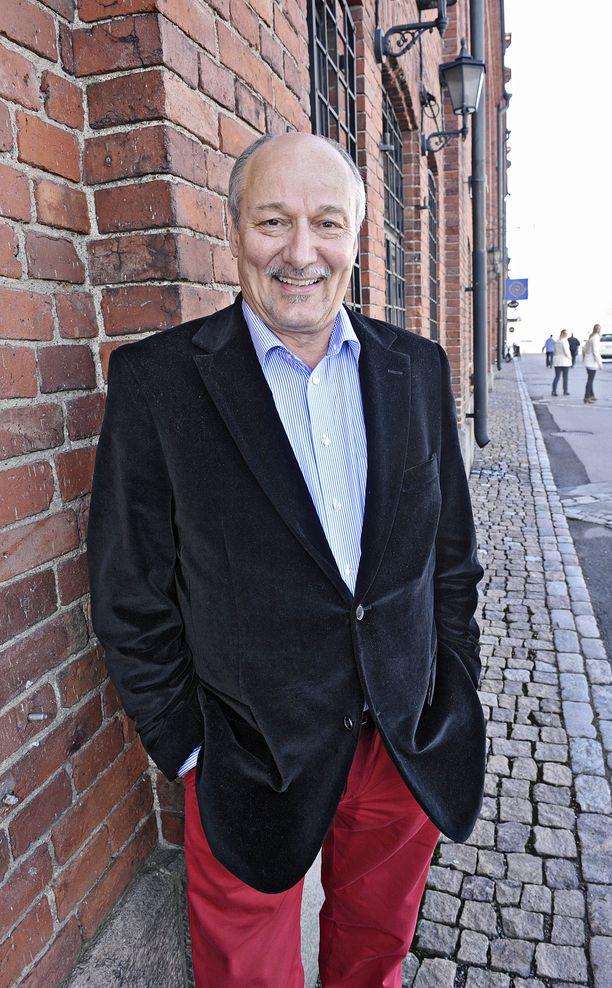 Kari Lumikero jäi eläkkeelle vuonna 2014.